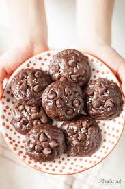 Chewy Chocolate Cookies Chewy Chocolate Brownie Cookies Chew Out Loud