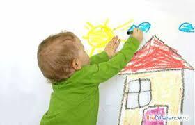 Картинки по запросу дитина малює будинок