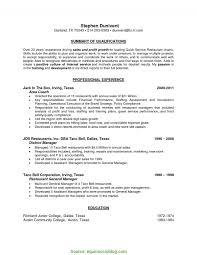 Restaurant Manager Skills Resume Trending Restaurant Manager Skills And Qualifications Restaurant 5