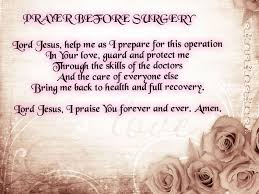 Prayer Before Surgery Quotes