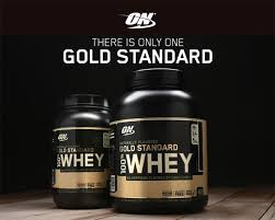 there is only one gold standard gold standard 100 natural whey