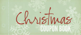 Homemade Coupon Book, Free Homemade Christmas Coupon Book ... Printable Homemade Coupon Book