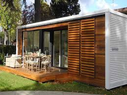 Small Picture Modern Prefab Cabins Mini AWESOME HOUSE Beautiful and Modern
