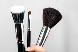 the three brushes in kit