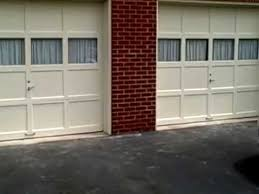 wood garage door panelsRepair Garage Door Panels Dont Replace Them  YouTube