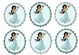 princess jasmine birthday printable