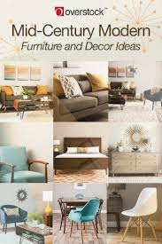 Mid-Century Modern Furniture & Decor Ideas