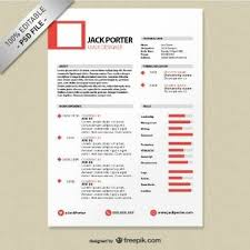 Free Modern Resume To Download Creative Resume Template Download Free Psd Pinterest Resume