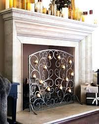 decorative fireplace screens decorative fireplace screens fireplace screens home depot large fireplace screens fireplace screens decorative