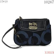 Coach Swingpack In Signature Medium Black Crossbody Bags FDZ