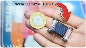 how to make a mini solar power car world smallest solar car proknow get you