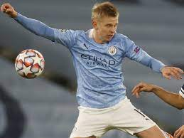 Oleksandr Zinchenko opens up on positive atmosphere at Manchester City -  Sports Mole