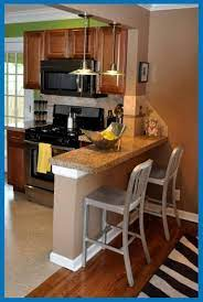 Jazz Up Your Kitchen With Trendy Kitchen Bar Stools Kitchen Decor Tips Kitchen Remodel Small Kitchen Design Small Small Kitchen Bar