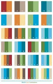 Beach color combinations