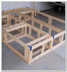 platform bed with drawers plans. King Size Platform Bed With Storage Plans Drawers