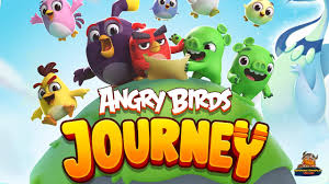 Angry Birds Journey | Level 1 - 15 Android Gameplay New Game 2021 - YouTube