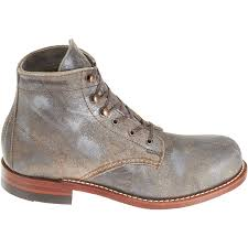 wolverine 1000 mile limited edition boot women s grey leather