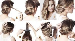 Image Tuto Coiffure Cheveux Long Bouclé Coupe De Cheveux