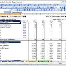 Revenue Model Template Revenue Drivers Business Plan Example Ppt Presentation 59579543304