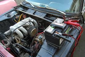 start a vintage car using only 4 wires Ford Starter Motor Wiring Boat Starter Wiring Diagram