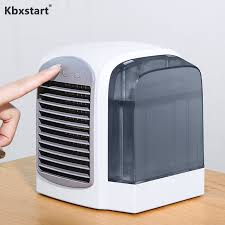 Kbxstart <b>USB Mini</b> Portable Air Conditioner Fan <b>Desktop Humidifier</b> ...