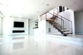 modern white tile floor. Modern White Tile Floor Living Room . O