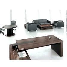 walnut office desks. Walnut Office Desk Furniture Veneer Modern Color L Shaped Home Campbell . Desks O