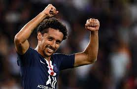Video: Marquinhos Scores the Opener for PSG in Champions League Semifinal  Against RB Leipzig - PSG Talk