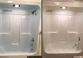 bathtub refinishing fiberglass tub ideas