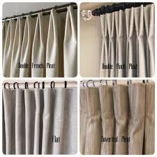 Designer Drapery Panels Custom Designer Faux Linen High Quality Drapery Panels