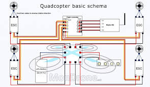 how to build a racing quadcopter 9 steps (with pictures) RC Quadcopter Schematic picture of wiring