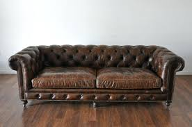 Victorian Leather Sofa Furniture Couch Elegant Living Room Antique  Stores H33