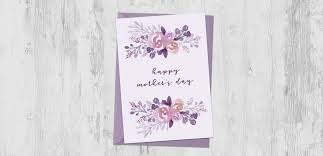 Mother Day Card Create A Watercolor Florals Mothers Day Card Every Tuesday