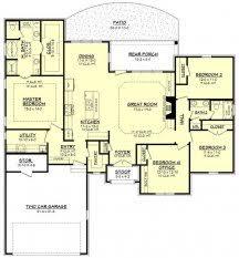 ... Clear Creek II House Plan ( 11 By 12 Bedroom Layouts #8) ...