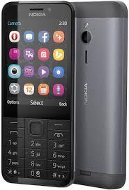 <b>Мобильный телефон Nokia 230</b> Dual Sim Dark Silver - цена на ...