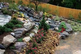 how to make a rock garden