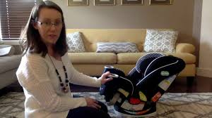 Graco 4Ever 4 in 1 Car Seat - YouTube