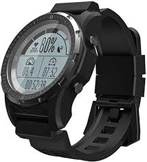 ZUEN <b>Smart Watch Men</b> Heart Rate Monitor <b>Air</b> Pressure Fitness ...
