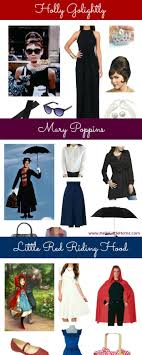 check out these 3 diy costume ideas holly golightly