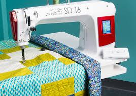 Janome Long Arm Sewing Machine