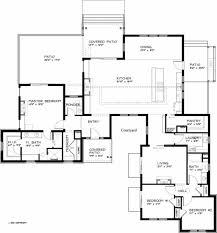 Ranch Style House Plan - 3 Beds 2.50 Baths 2696 Sq/Ft Plan #434