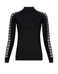 Designer Rash Guard Ripcurl Womens Designer Surf Mesh Long Sleeve Rashguard