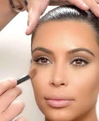 tutorial natural daytime look kim kardashian west