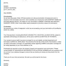 Firing Letter Dismissal Letter Template Free Download Save Termination Letter