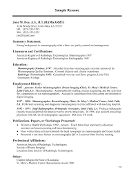 Cover Letter For Medical Technologist Wrestling Coach Sample Resume