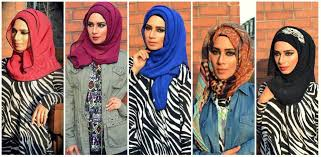 military green jacket samans makeup hijabs