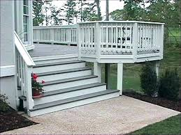 build porch railing steel porch railing modern porch railings modern deck railing build easy diy porch