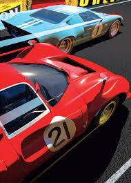Racen, het heeft iets mannelijks en iets met stoerheid te maken. Ford V Ferrari And Doctor Sleep Reviewed The New Yorker