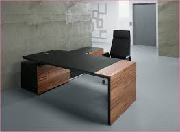 l shaped office desk modern.  Modern L Shaped Executive Desk Cherry Modern  With Right Return Office