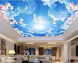 Flower Zenith 3d Wallpaper Romantic ...